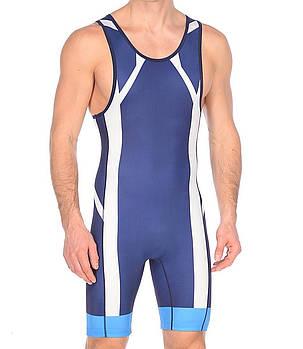 Борцовское трико Asics Wrestling Singlet 157516 0043, фото 2