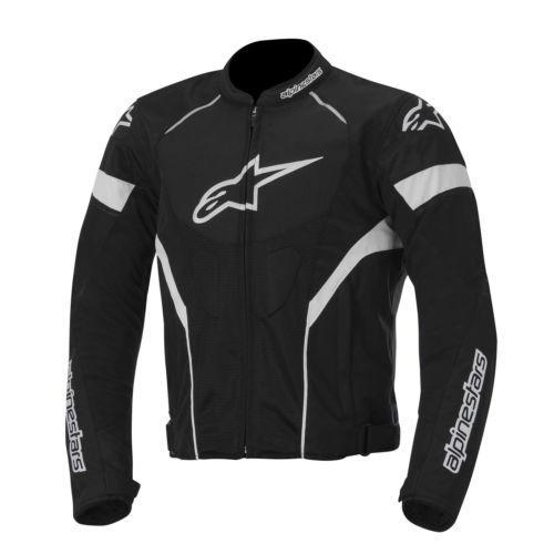 """Куртка Alpinestars T-GP Plus R AIR """"L"""" (50 р.) black\white текстиль"""