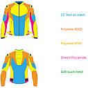 """Куртка Alpinestars T-GP Plus R AIR """"L"""" (50 р.) black\white текстиль, фото 2"""