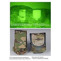 M-Tac подсумок быстроизвлекаемый для осколочной гранаты Gen.2 Multicam, фото 3