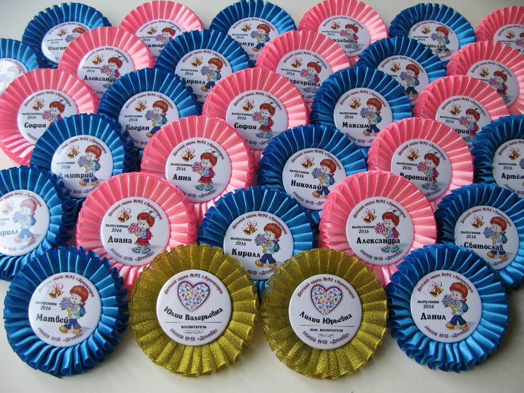 Медаль «Выпускник 2019» — «Капелька» - орден.
