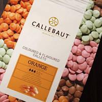 Шоколад помаранчевий з апельсиновим смаком (Barry Callebaut), 100 гр.