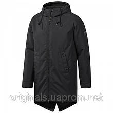 Черная мужская Reebok Outdoor Fleece Lined D78643