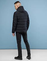 11 Киро Токао | Куртка с капюшоном 6008 черный, фото 3