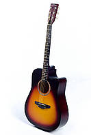 Гитара акустическая TREMBITA L-03 Sun Burst (00006)
