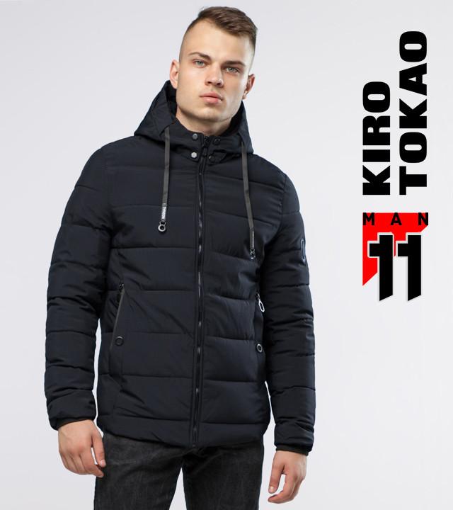 11 Киро Токао | Куртка мужская зимняя 6009 черный