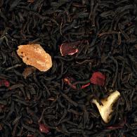 Черный ароматизированный чай Вишневый 1kg