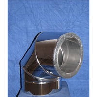 Колено термо 90 Ф220/280 к/к