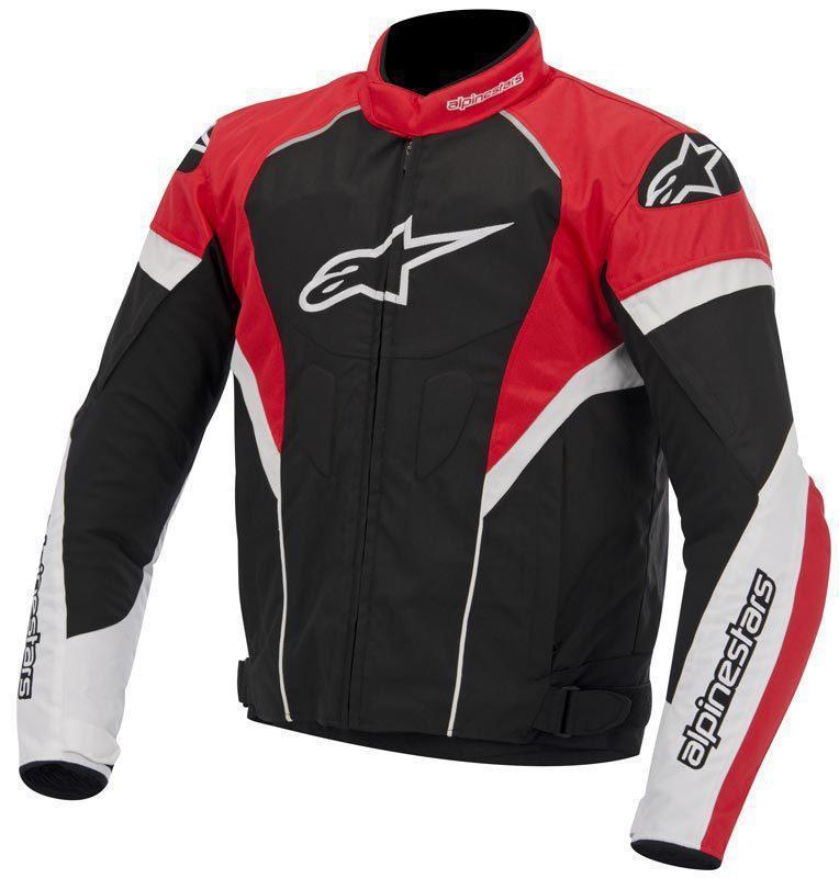 """Куртка Alpinestars T-GP Plus R AIR """"XL"""" (52 р.) black\white\red текстиль"""