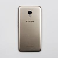 Задняя золотая крышка для Meizu M5