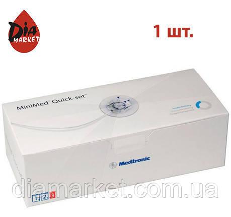 Инфузионный набор Квик-Сет 6/43 - 1шт