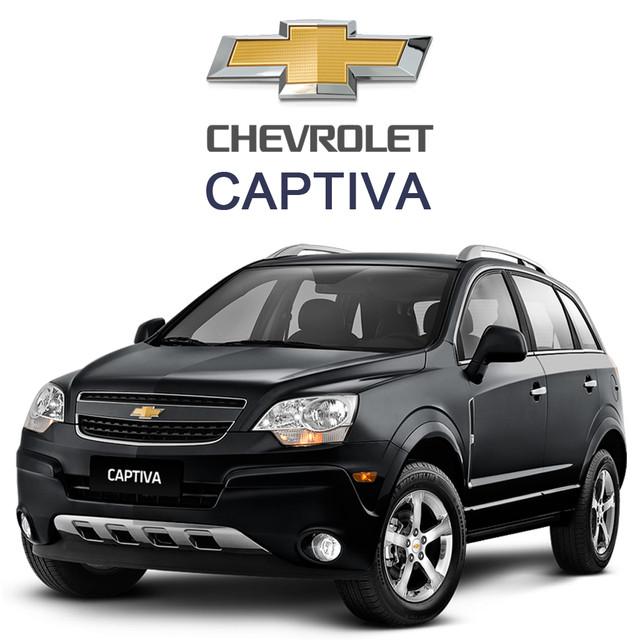 Защита двигателя и КПП для Chevrolet Captiva