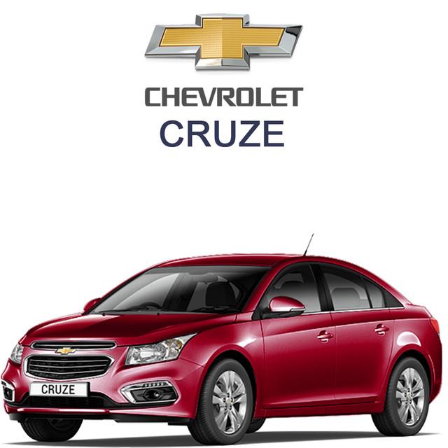 Захист двигуна і КПП для Chevrolet Cruze