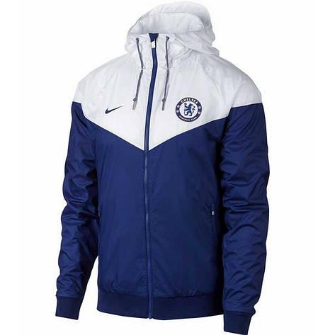 Куртки и жилетки мужские Nike Chelsea Windrunner Jacket 905483-417(02-13-15-01) M, фото 2