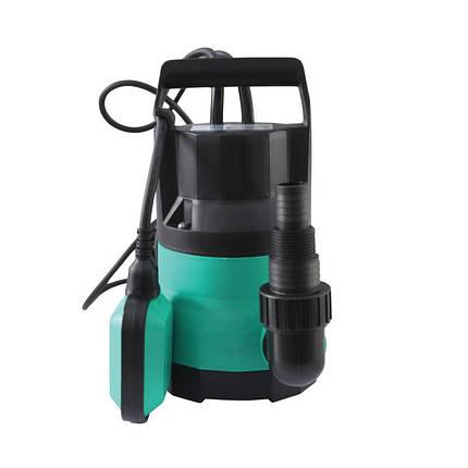 Насос дренажный TAIFU GP 550 ( 0,55 КВТ ) пластик, фото 2