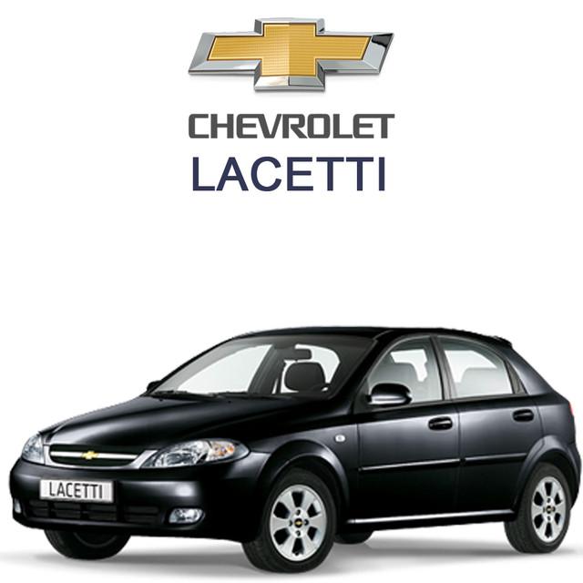 Захист двигуна і КПП для Chevrolet Lacetti