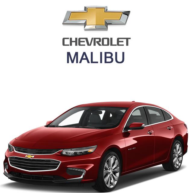 Захист двигуна і КПП для Chevrolet Malibu