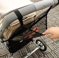 Сумка-сетка для прогулочной коляски