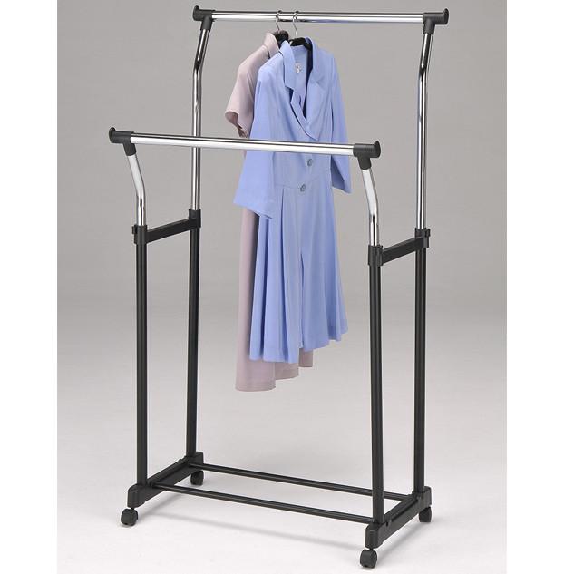 Стойка для одежды двойная «CH-4344»