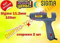 Пистолет Для Горячего Клея Sigma 100W 2721101