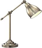 Настольная лампа Sirius H HN 2054 1*E27 40W бронза