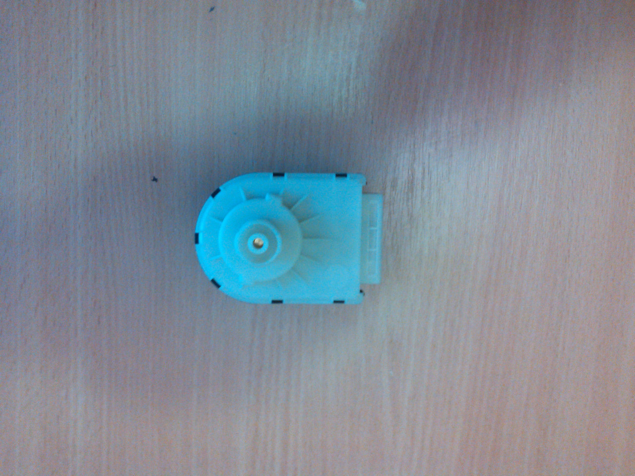 Электропривод (привод) трехходового клапана Baxi.