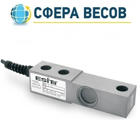Тензометрический датчик Esit BS 500 (500 кг), фото 2