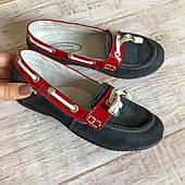 Детские кожаные туфли Palaris 15 А   31 размер