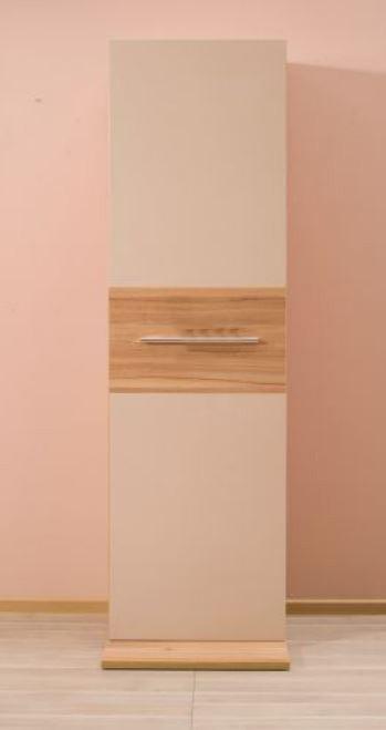 Шкаф 1-дверный (фасад Макиато)