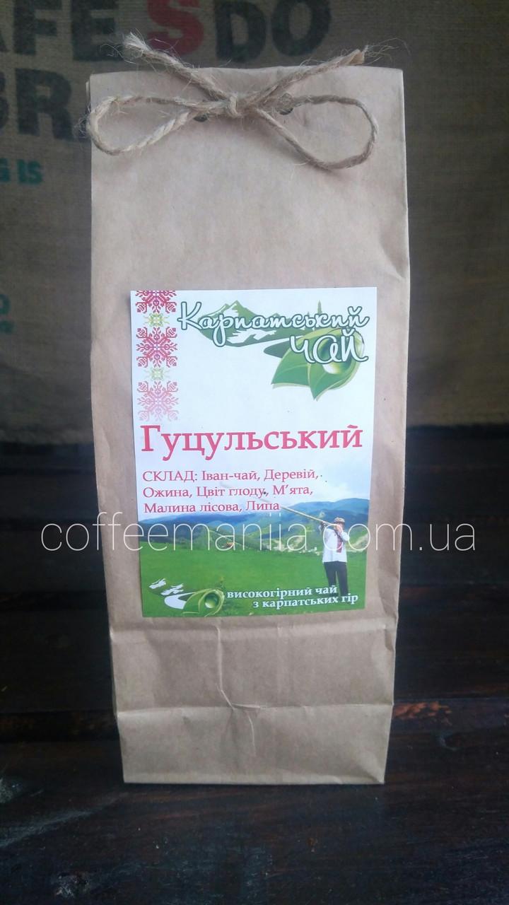 Карпатский Фиточай Гуцульский травяной чай