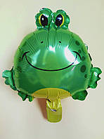 """Фольгированный шарик """"Лягушонок"""" 40 см Balloons"""