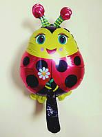 """Фольгированный шарик """"Божья коровка"""" 40 см Balloons"""