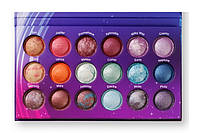 Палетка запечённых теней Galaxy Chic Baked Eyeshadow Palette BH Cosmetics Оригинал, фото 1