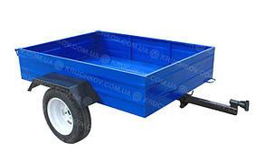 Прицеп откидной(колеса ВАЗ) без сидения 1215х1650 В39