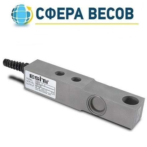 Тензометрический датчик Esit SBS 500 (500 кг), фото 2