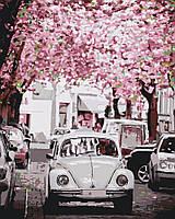 Картина по номерам - Volkswagen Beetle