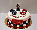 """Торт """"Тачки"""", фото 2"""