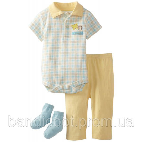 Набор для мальчика от Rene Rofe, размер 3 - 6 месяцев