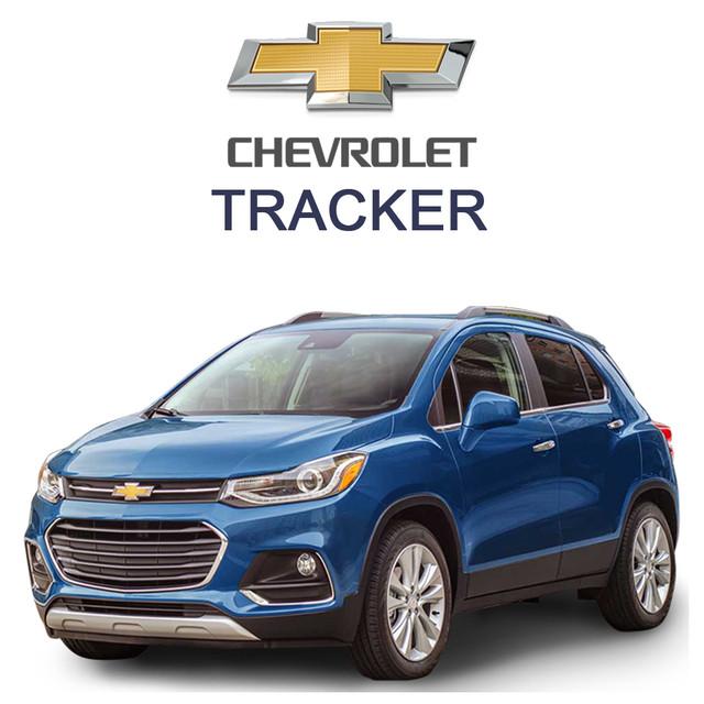 Захист двигуна і КПП для Chevrolet Tracker