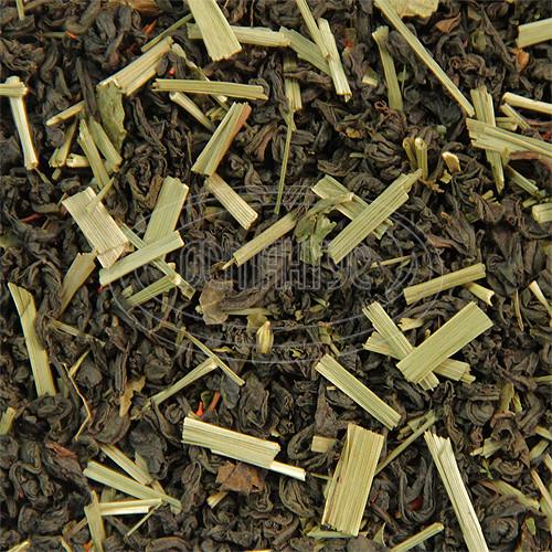 Чорний ароматизований чай Чорний з м'ятою 0.5kg
