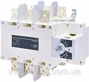 Переключатель нагрузки LBS 800 3P CO (без рукоятки)