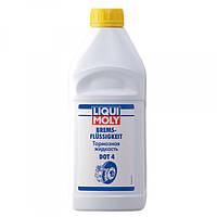 Тормозная жидкость Liqui Moly DOT 4   1 л.