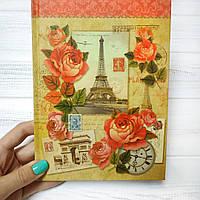 "Записная книжка блокнот 80л. ""Париж"""