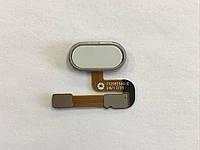 Шлейф кнопки Home Meizu M6 WHITE, фото 1
