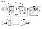 Гидравлический цилиндр, тип мельницы CGH1, Bosch Rexroth, фото 3
