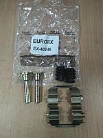 """Направляющие тормозного суппорта ДЕО Ланос, Сенс, Нексия """"EuroEx"""" EX-40249 - производства Венгрии, фото 1"""