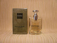 Bvlgari Extreme Pour Homme (1999) - Туалетна вода 100 мл (тестер)- Перший випуск, формула аромату 1999 року, фото 1
