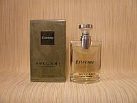 Bvlgari - Extreme Pour Homme (1999) - Туалетная вода 100 мл (тестер)- Первый выпуск, формула аромата 1999 года, фото 1