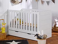 Детская кроватка - трансформер  Bebe Provence  LIT  MODULE BLANK