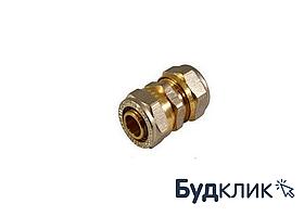 Соеденительная Муфта Для Металлопластиковой Трубы 16Х16